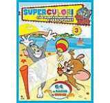 Superculori. Sa coloram impreuna cu Tom si Jerry Vol. 3