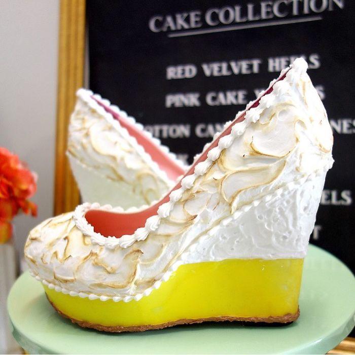 Pantofii cu aspect de prajituri, la mare moda in acest sezon - Poza 20