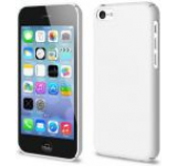 Protectie spate Ringke Slim 154403 pentru Apple iPhone 5C (Alb)
