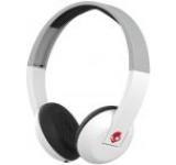 Casti stereo SkullCandy Uproar, Bluetooth (Alb/Gri)