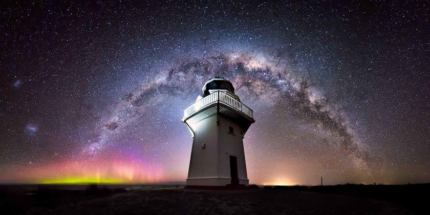 Cu ochii la stele: Nopti sclipitoare in Noua Zeelanda - Poza 1