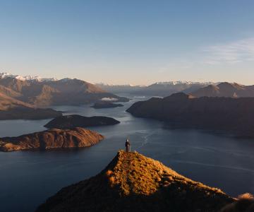 Calatoria lui Gandalf prin Noua Zeelanda, in poze epice