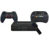 Player Multimedia Viaroom Fusion TV Family, Procesor Quad-Core 2GHz, 2GB RAM, 16GB Flash, 4K, Wi-Fi, LAN, Tuner TV, Android