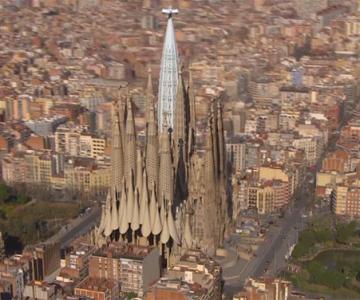 Cum va arata Sagrada Familia in 2026?