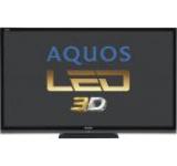 Televizor LED Sharp 177 cm (70inch) LC70LE740E, Full HD, 3D, Smart TV, 100 Hz, Dolby Surround, CI+
