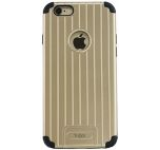 Protectie spate Yuppi Love Tech Armor pentru Apple iPhone 6/6S (Auriu)