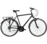 Bicicleta Raleigh Pioneer 4 PN418MBK, Cadru 18inch, Roti 27.5inch (Negru Mat)
