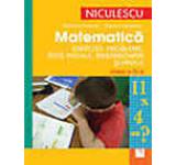 Matematica. Exercitii probleme teste initiale curente si finale. Clasa a IV-a