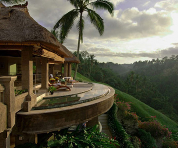 Raiul pe pamantul din Bali: Viceroy Resort & Spa