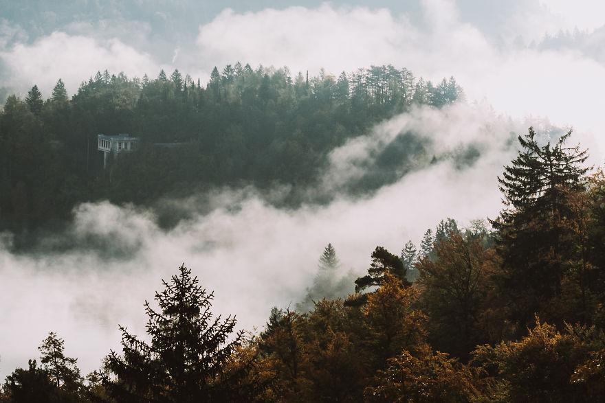 O toamna spectaculoasa in Slovenia - Poza 8