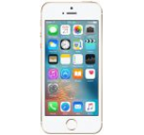 Telefon Mobil Apple iPhone SE, Procesor Dual-Core 1.8GHz, LED‑backlit widescreen Retina display Capacitive touchscreen 4inch, 2GB RAM, 16GB Flash, 12MP, 4G, Wi-Fi, iOS (Auriu)