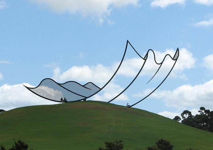 Sculpturi uimitoare care sfideaza legile fizicii - Poza 6