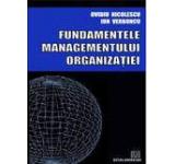 Fundamentele managementului organizatiei