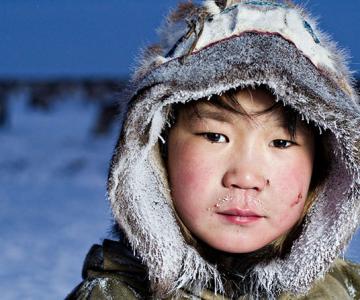 Portrete de la capatul lumii: Chukotka, Siberia