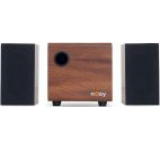 Boxe nJoy Totek 2.1 (Maro/Negru)