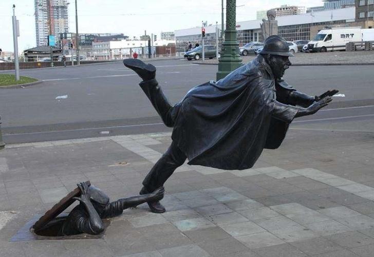 Sculpturi uimitoare care sfideaza legile fizicii - Poza 8
