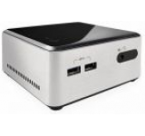 Barebone Intel NUC (Next Unit of Computing) Wilson Canyon BOXD34010WYKH2 (Intel Core i3-4010U, Haswell, No RAM, No HDD, 2.5inch HDD/SSD support, Intel HD Graphics 4400, USB 3.0, HDMI)