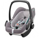 Scaun auto Maxi-Cosi Pebble Plus I-Size Concrete Grey (Gri)