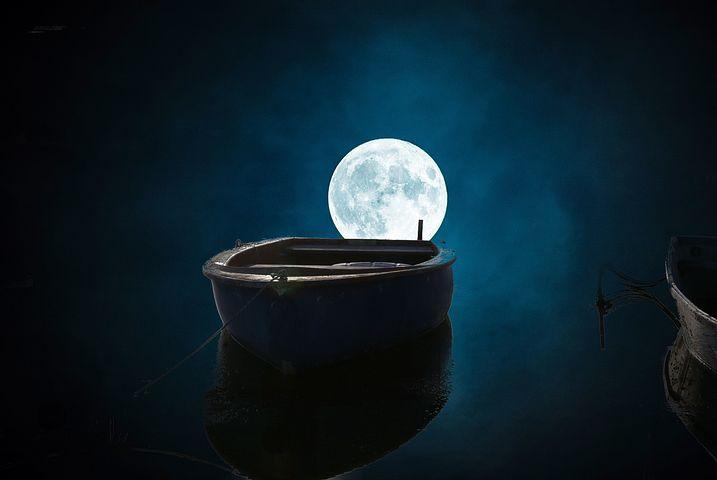 Cele mai frumoase ipostaze ale lunii, in poze superbe - Poza 5