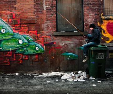 Lumi 3D in graffiti, de Julien Coquentin