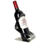 Suport sticla vin Peugeot (Inox)