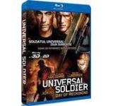 Soldatul universal 4: Ziua Judecatii - 3D si 2D