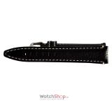 Curea (bratara) WS 378-Black 20mm
