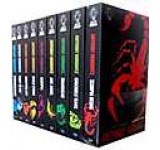 Alex Rider Collection 9 Books Gift Set Pack