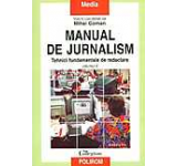 Manual de jurnalism Vol. 2