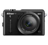 Aparat Foto Mirrorless Nikon 1 AW1 (Negru) Subacvatic + Obiectiv 11-27.5mm