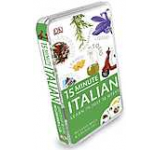15-Minute Italian. Learn in just two weeks. Includes book and 2 audio CDs