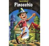 Carlo Collodi - Pinocchio - Carte Ilustrata + Povestea