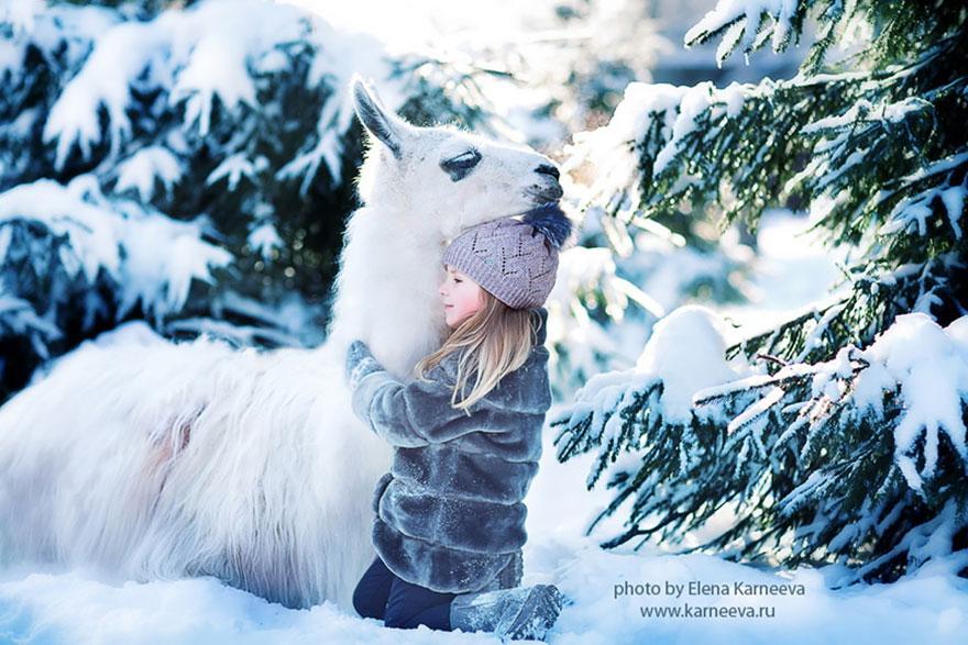 Melancolia iernilor din copilarie, in poze superbe - Poza 6