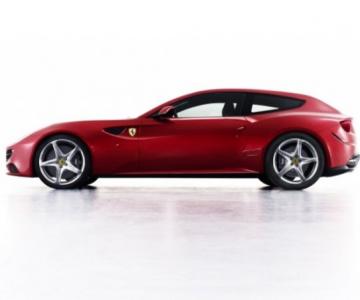 Noul Ferrari FF, adica primul Ferrari cu tractiune integrala!