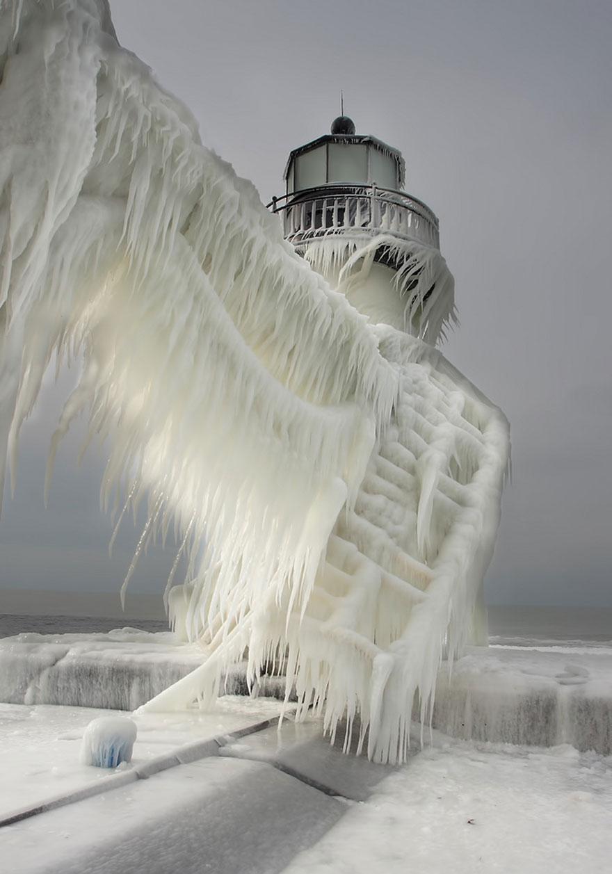 Cele mai frumoase peisaje de iarna - Poza 5