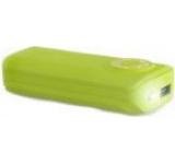 Acumulator extern PowerNeed Sunen, 5600 mAh, 1 USB, Universal (Verde)