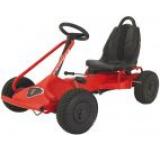 Cart cu pedale Kettler Le Mans Air (Rosu)