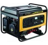 Generator Curent Electric Kipor KGE 4000 X, 3.3 kVA, Motor 1 cilindru, 4 timpi, racire cu aer, cadru deschis, Benzina, Autonomie 20 ore