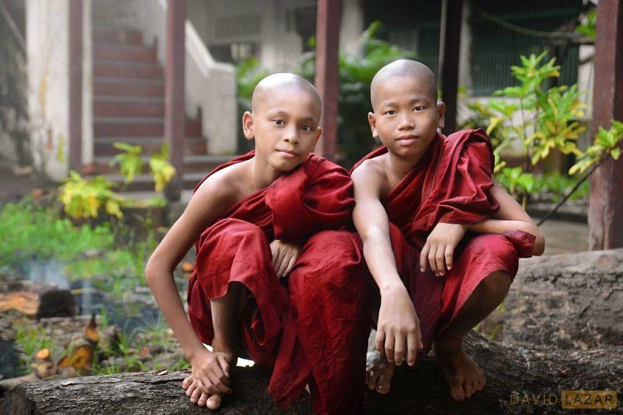 Myanmar - O calatorie plina de lumina, cu David Lazar - Poza 10