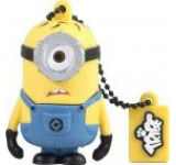 Stick USB Tribe Minions Despicable Me Carl, 8GB, USB 2.0 (Multicolor)
