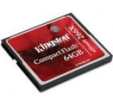 Card de memorie Kingston Compact Flash Ultimate 64GB, x266