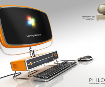 Retro: Philco PC