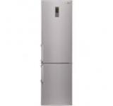 Combina frigorifica LG GBB530NSQWB, 343 l, No Frost, Clasa A+, Argintiu