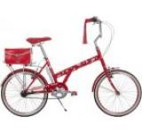 """Bicicleta Raleigh Red or Dead Starstruck RODSTA20, Cadru 15.5inch, Roti 20"""" (Rosu)"""