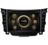 DVD Auto CarVision DNB-i30, Navigator, Bluetooth dedicat Hyundai i30