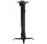 Suport Videoproiector de tavan Sopar TAPA 23055, reglabil, 46 - 65 cm, 12 Kg (Negru)
