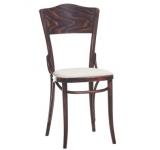 Scaun tapitat din lemn de fag Dejavu 054