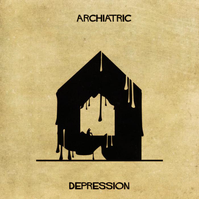 Afectiunile mentale explicate cu ajutorul arhitecturii - Poza 2