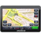 """Sistem de navigatie Smailo HD 4.3, Ecran 4.3"""" TFT LCD, Procesor 800 MHz, Microsoft Windows CE 6.0, Fara Harta"""