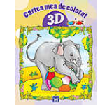 Cartea mea de colorat - 3D
